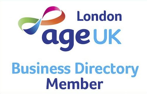 age uk membership logo a guantee that we are a pensioner friendly builder