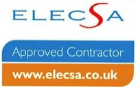 the elecsa register guarantees qualified personel fit your electrical appiances